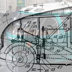Photo : Dymaxion concept car