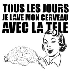Photo : Une journée sans TF1