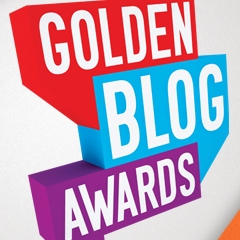 Photo : Golden Blog Awards
