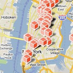 Photo : Loose Cubes : bureaux d'un jour
