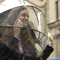 Photo : Parapluie bulle Nubrella