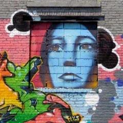 Photo : Peintures murales du monde