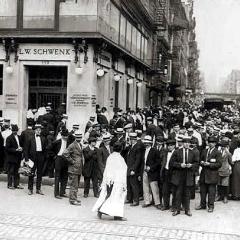 Photo : BankRun 2010 : terreur sur les banques ?
