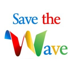 Photo : Sauvons Google Wave