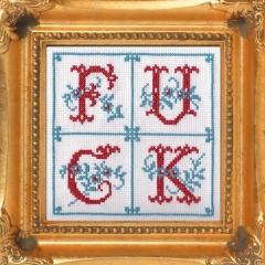 Photo : Le crochet : un art subversif !