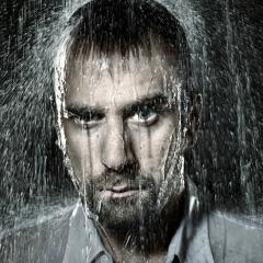 Photo : Rain : poser sous la pluie