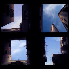 Photo : Écrire dans le ciel