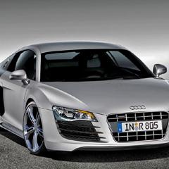 Photo : Audi R8 V10