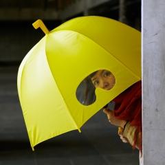 Photo : Parapluie à lunettes
