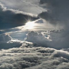 Photo : Collection de nuages