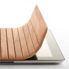 Photo : Mon iPad en bois ...