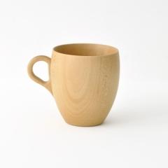 Photo : Mug en bois