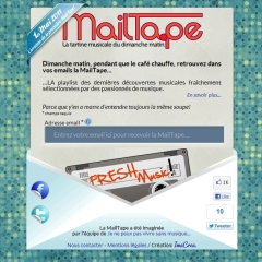 Photo : MailTape