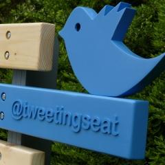 Photo : TweetingSeat