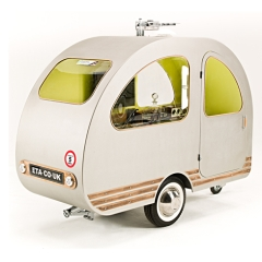 Photo : Mini caravane QTvan