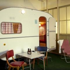 Photo : Camping à l'hôtel