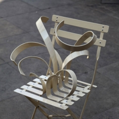 Photo : Chaises en vrille