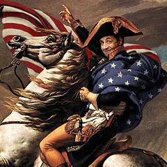 Photo : Sarkozy Napoléon : Sarkoléon ?