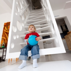 Photo : Escaliers Emmental