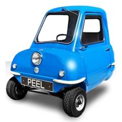 Photo : La plus petite voiture du monde