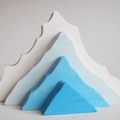 Photo : Un iceberg dans la chambre