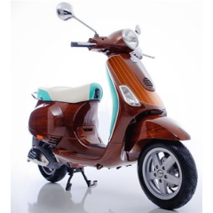 Photo : Tribute Vespa