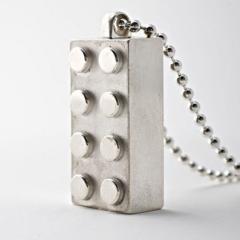 Photo : Pendentif Lego