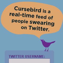 Photo : Jurons en direct sur Twitter !