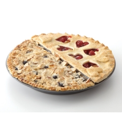 Photo : Double tarte