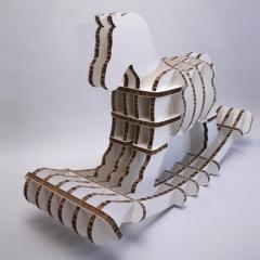 fabriquer un cheval a bascule sgk. Black Bedroom Furniture Sets. Home Design Ideas