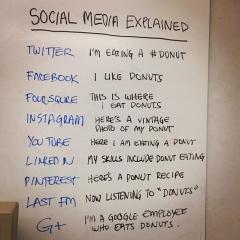 pitch social media