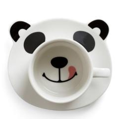 panda souriant voil qui change des angoisses de. Black Bedroom Furniture Sets. Home Design Ideas