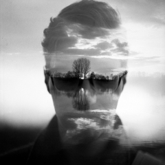 Image : Analog Double Exposure