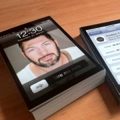 mon smartphone en carton ...