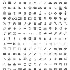 Collection De 350 Splendides Icones Pour Webdesign A Telecharger