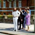 Abbey Road : l'instant d'avant