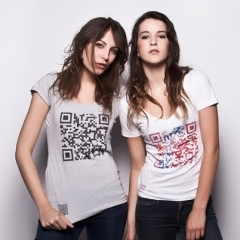 QR Empire : social T-shirt
