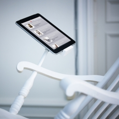 Rocking chair pour iPad