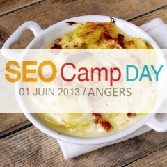 Tartiflette au SEO Camp Day Angers ?
