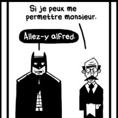 Photo : Batscenseur