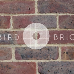 Photo : Bird Brick