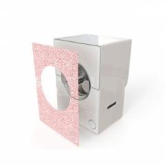 Photo : L'Increvable, la machine à laver haute fidélité !