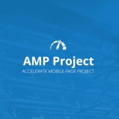image Accelerated Mobile Pages sur le blog