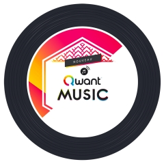 Photo : Qwant Music arrive sur nos écrans !