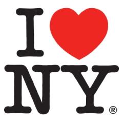 Photo : I love NY, un logo culte !