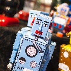 Photo : La fin des sites web au profit des robots ?