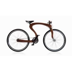 Photo : Vélos en bois FullWood