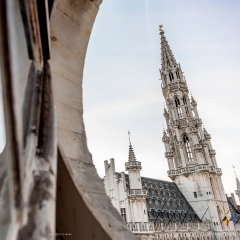 Image : Bruxelles by Eric Ostermann