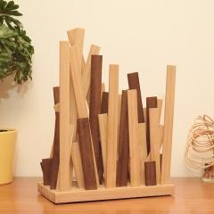 Photo : WoodLamp, la lumière design !
