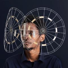 Image : Les lunettes folles de Cyrus Kabiru